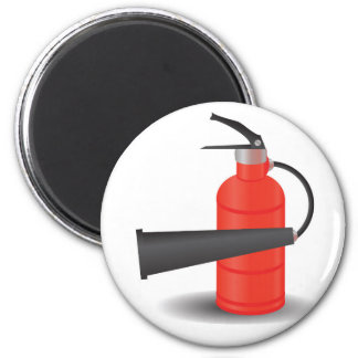 90Fire Extinguisher_rasterized Magnet