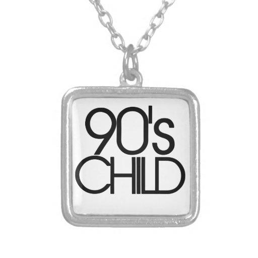 90s child pendant