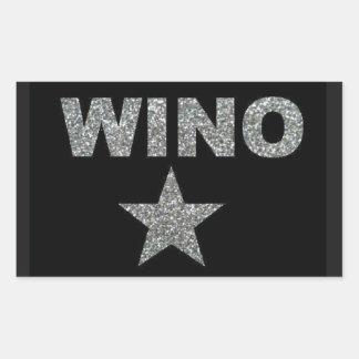 90s Grunge Wino Sticker