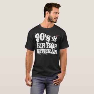 90's Hip Hop Veteran T-Shirt