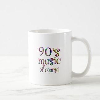 90s Music of Course Coffee Mug