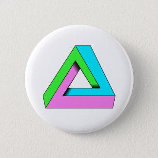 90s pop art design 2 inch round button