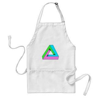 90s pop art design standard apron
