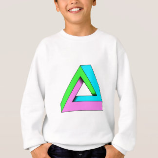 90s pop art design sweatshirt