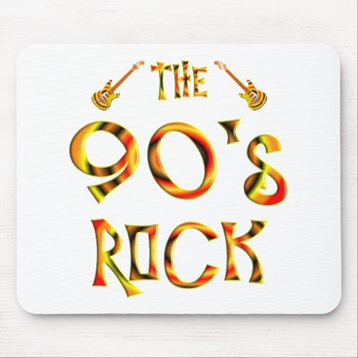 90's Rock Mouse Mats