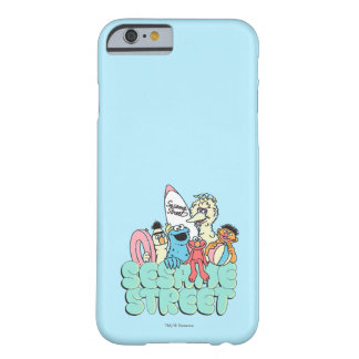 90's Sesame Street Vintage Surf Barely There iPhone 6 Case