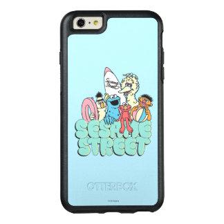 90's Sesame Street Vintage Surf OtterBox iPhone 6/6s Plus Case