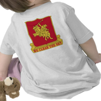 90th Anti Aircraft Artillery Military Patch Tshirts