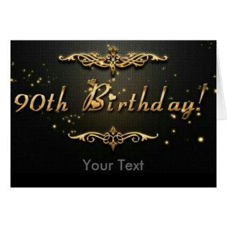 90th Birthday! Card
