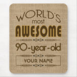 90th Birthday Celebration World Best Fabulous