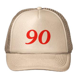 90th Birthday Gifts Trucker Hat