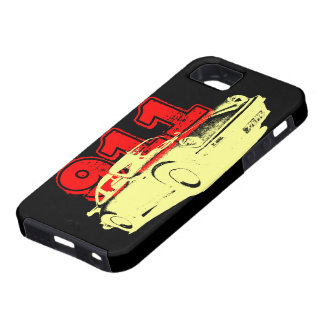 911 Car iPhone 5 Cases