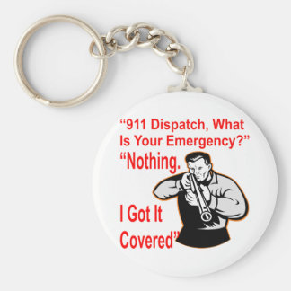 911 Dispatch What Is Your Emergency Keychain