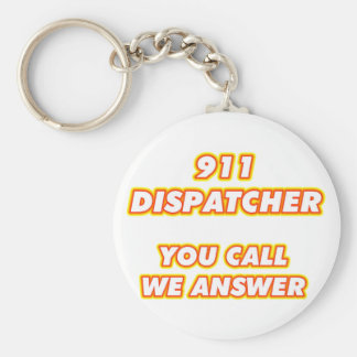 911 dispatcher-1 keychain