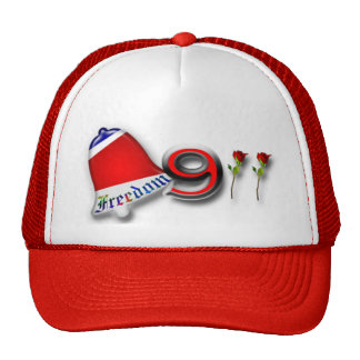 911 Freedom Mesh Hats