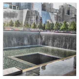 911 Ground Zero Memorial Tile
