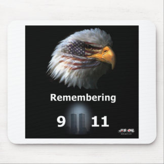 911 mouse pad