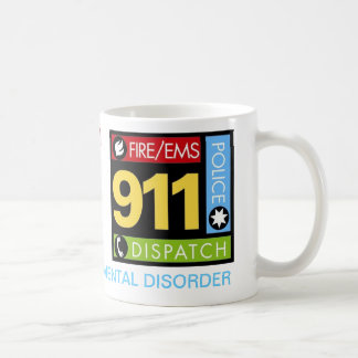 911 Operator Coffee Mug