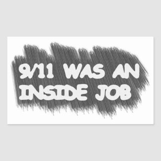 911 was an inside job sticker
