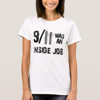 911 Was Inside Job tshirt