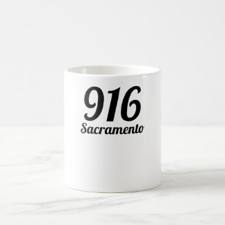 916 Sacramento Magic Mug