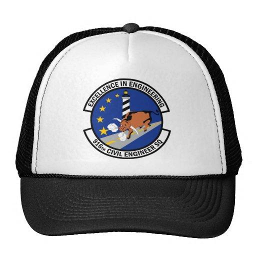 916th Civil Engineer Squadron Hat
