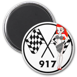 917 Peggy Pitstop Magnet