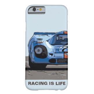 917 - RACING IS LIFE BARELY THERE iPhone 6 CASE
