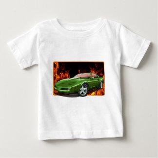 91_Green_Firehawk Baby T-Shirt