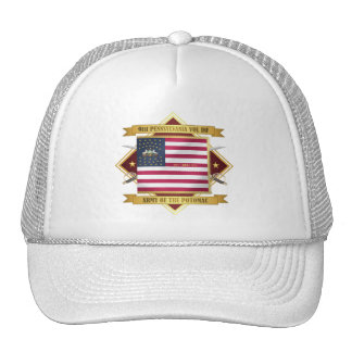 91 PA Infantry Trucker Hat