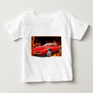 91_Red_Firehawk Baby T-Shirt