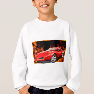 91_Red_Firehawk Sweatshirt