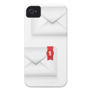 91Mailbox Alert Icon_rasterized Case-Mate iPhone 4 Case