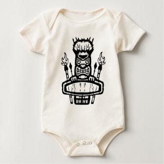 9213032011 Tiki (Rocker & Kustom) Baby Bodysuit