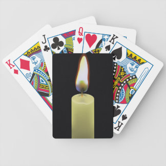 92Candle _rasterized Bicycle Playing Cards