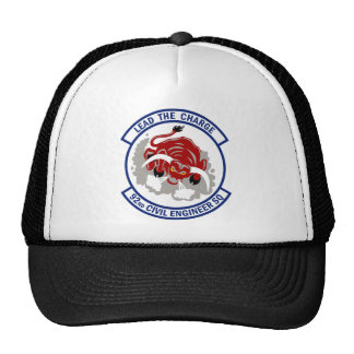 92nd Civil Engineer Squadron - Lead The Charge Hats