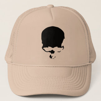 9313032011 Skull (Gothic & Dark) Trucker Hat
