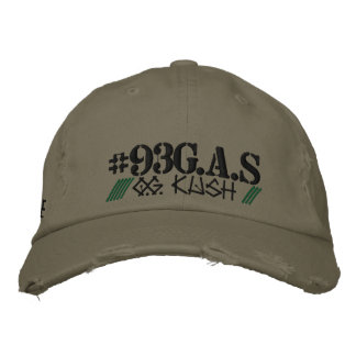 93 GAS O.G.Kush Light Olive Hat