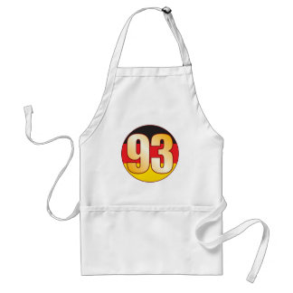 93 GERMANY Gold Standard Apron