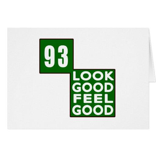 93 Look Good Feel Good Card