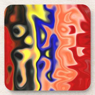 94 Alt Abstract:  Modern Art Coaster