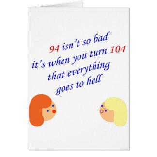 94 isn't so bad card
