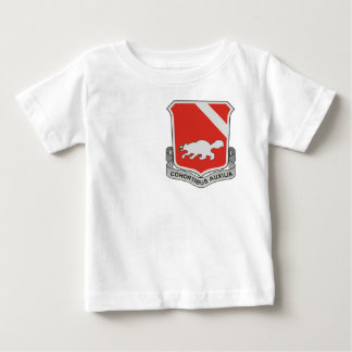 94th Engineer Combat Bn (Heavy) Baby T-Shirt