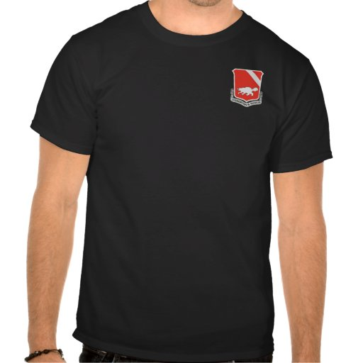 94th Engineer Combat Bn (Heavy) Tee Shirts