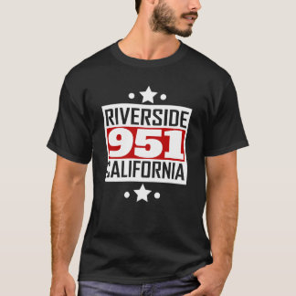 951 Riverside CA Area Code T-Shirt