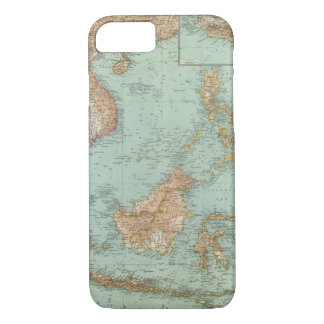 9596 Indocina, Siam, Arcipelago Malese iPhone 7 Case