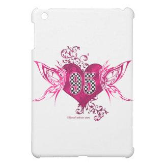 95 racing number butterflies iPad mini cover