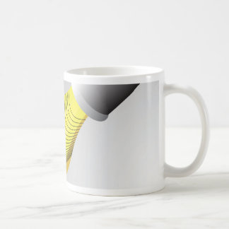 95Shiny Fountain Pen Nib_rasterized Coffee Mug