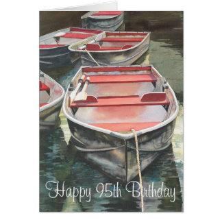 95th Birthday card