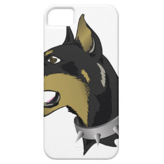 96Angry Dog _rasterized Case For The iPhone 5